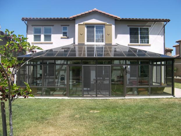 sunroom installations in Los Angeles, CA
