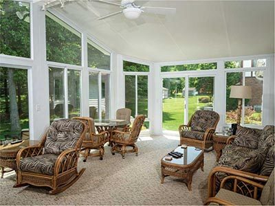 sunrooms in Spokane Valley, WA